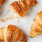 Mini Croissant de Queijo Presunto